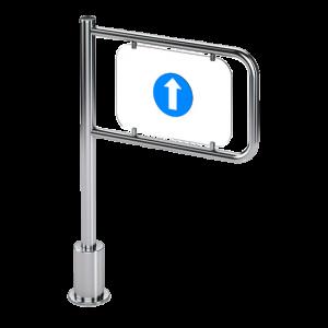 Swing Gates UK Turnstiles Access Control UKT-50