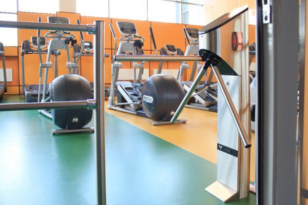 Tripod UK Turnstiles Gym Access