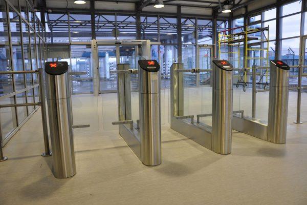 Speedgate Installation UK Turnstiles
