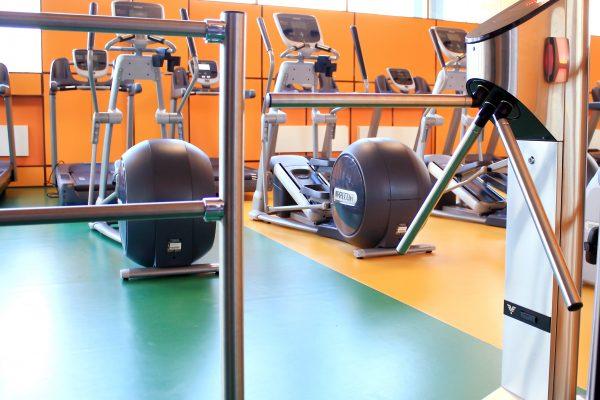 Tripod Turnstile Gym Entry