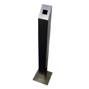 Stainless Steel Access Control Pedestals UKT - 85